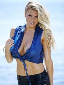 Charlotte-McKinney-Topless-Covered-In-Denim-Buffalo-David-Bitton-02-675x900